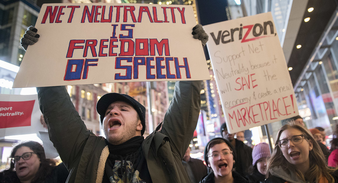 Net Neutrality: The internet holds its breath on the FCC decision.