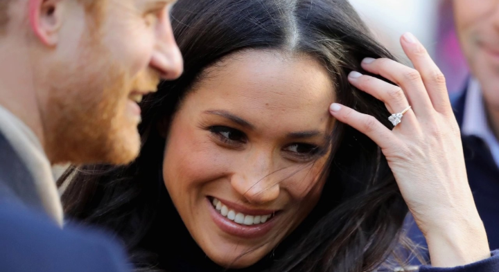"Meghan Markle ""Alleged"" Nudes Have Been Leaked"