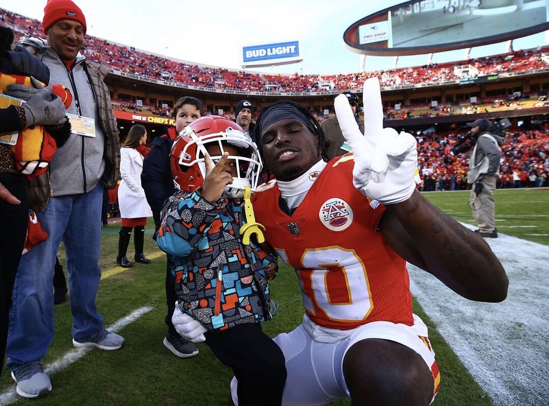 Full audio of Tyreek Hill and his girlfriend's conversation adds more context to abuse allegations