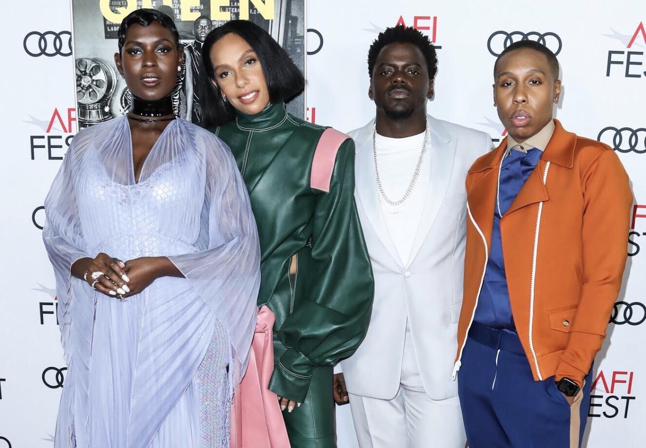 Lena Waithe, Daniel Kaluuya, and Jodie Smith Talks Queen & Slim At AFI Fest