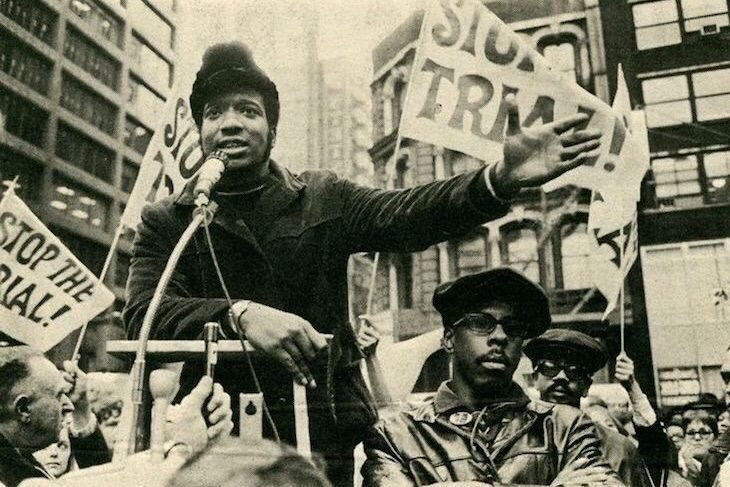 50 years ago today the US government assassinated activist Fred Hampton