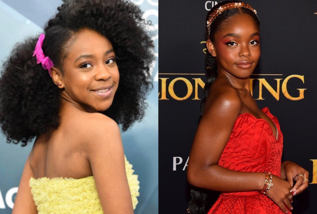 Why Marsai Martin and Priah Ferguson Should Portray The Relf Sisters In A Movie?