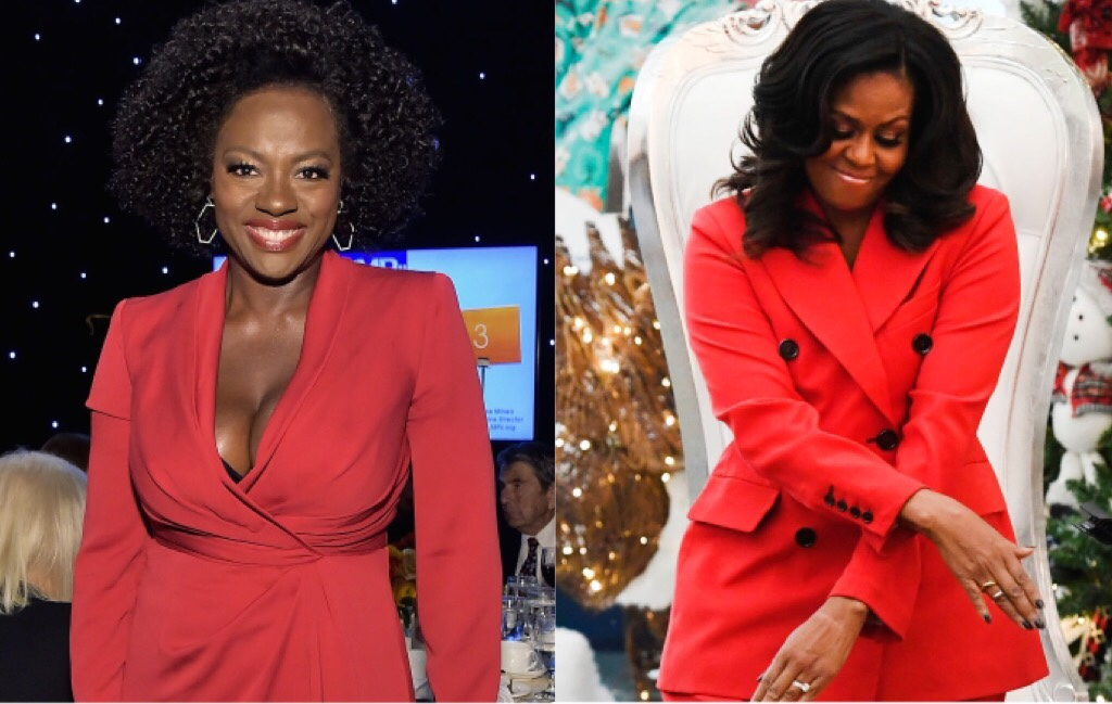 Showtime Has Ordered 'First Ladies' Anthology Series With Viola Davis set to play Michelle Obama