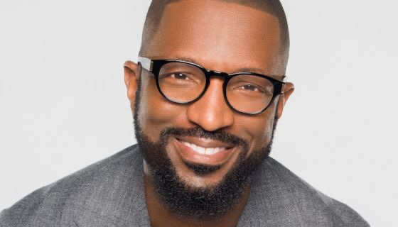 Rickey Smiley Talks About His Daughter Getting Shot 3 Times