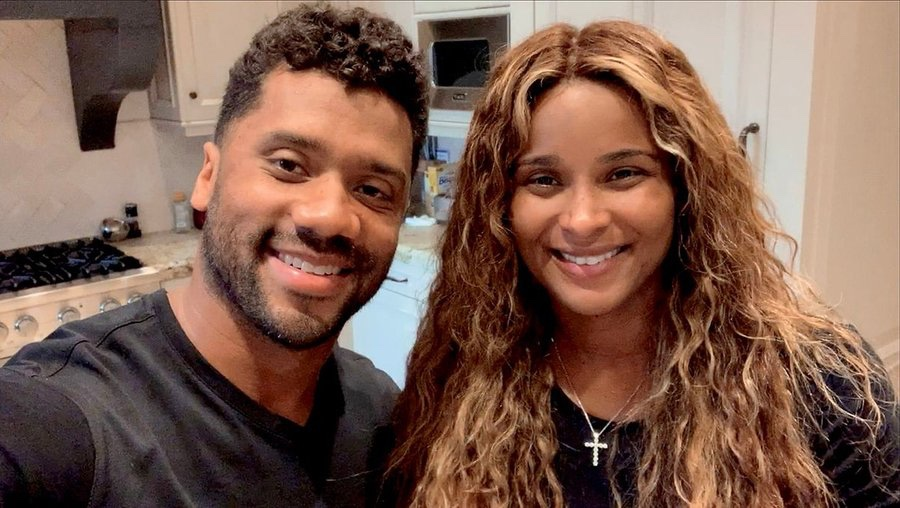 Ciara and Russell Wilson welcome baby boy Win