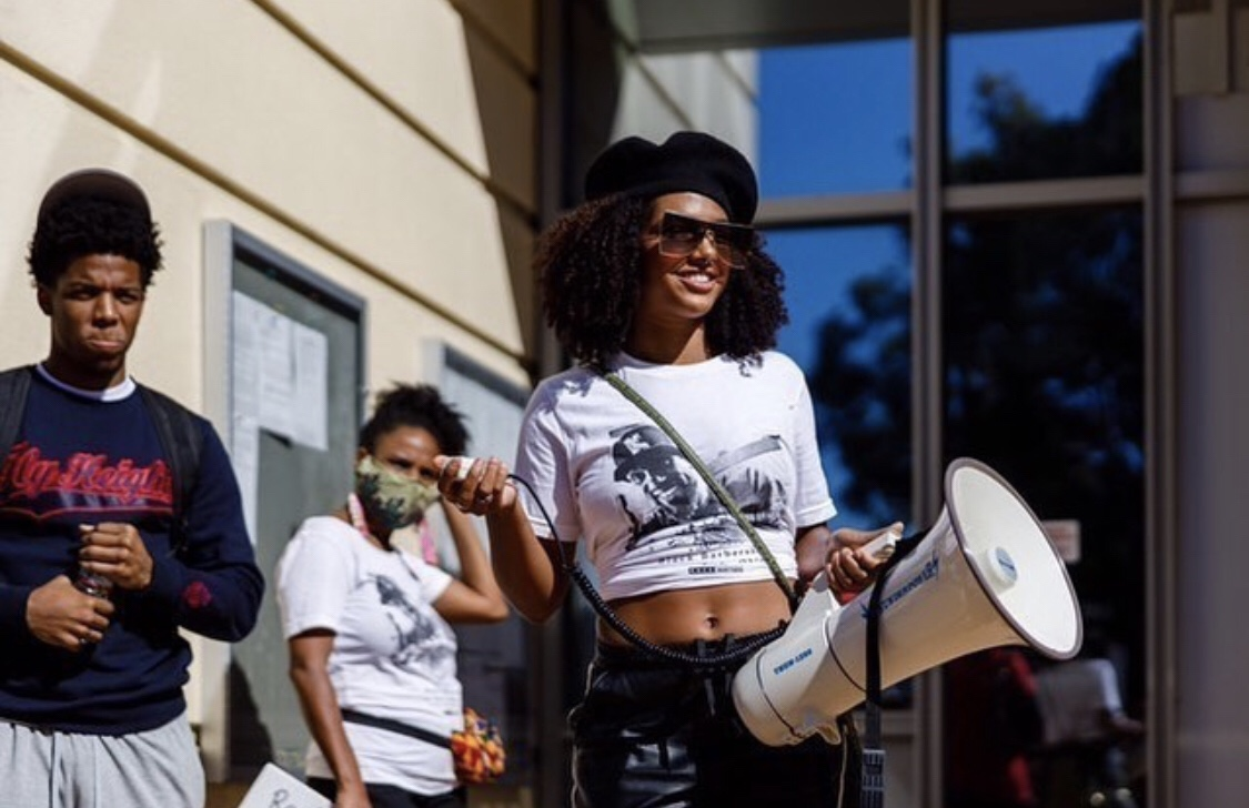 Tianna Arata Faces 15 Years In Prison After Organizing A Peaceful Protest Against Police Brutality