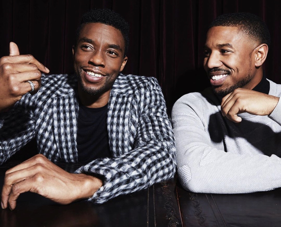 Michael B. Jordan Writes a Beautiful Tribute To Chadwick Boseman: 'I'm Dedicating the Rest of My Days to Live the Way You Did'