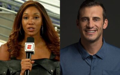 Maria Taylor Claps Back at Doug Gottlieb After He Questions Her Sports Journalist Credentials